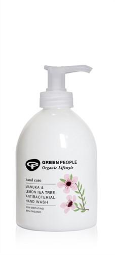 Manuka & Lemon Handwash
