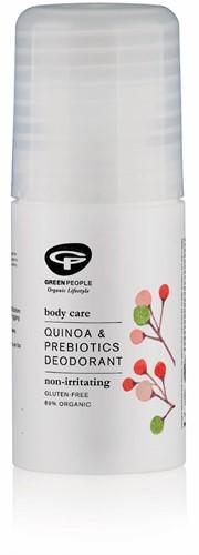 Quinoa & Prebiotics Deodorant