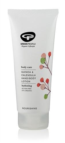 Quinoa Hand & Body lotion 200ml