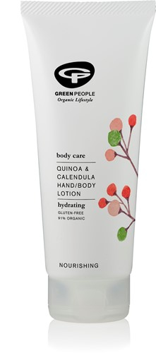 Green People Quinoa Hand & Body Lotion