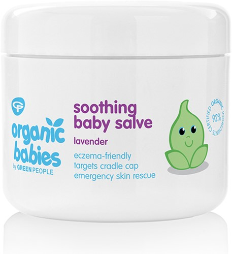 Soothing Baby Salve Lavendel
