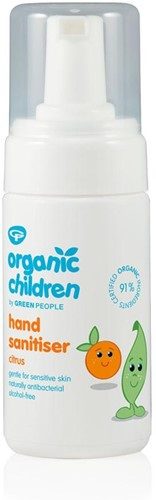 Organic Children Hand Sanitiser