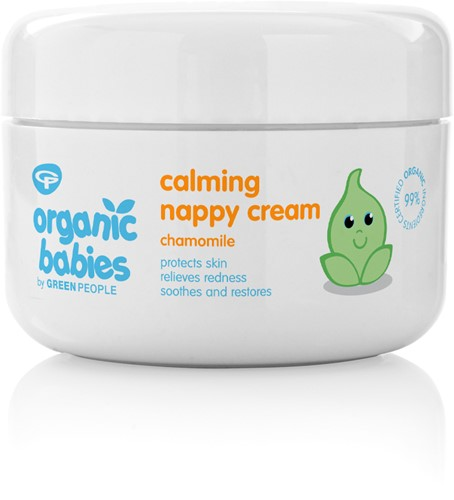 Organic Babies Calming Nappy Cream