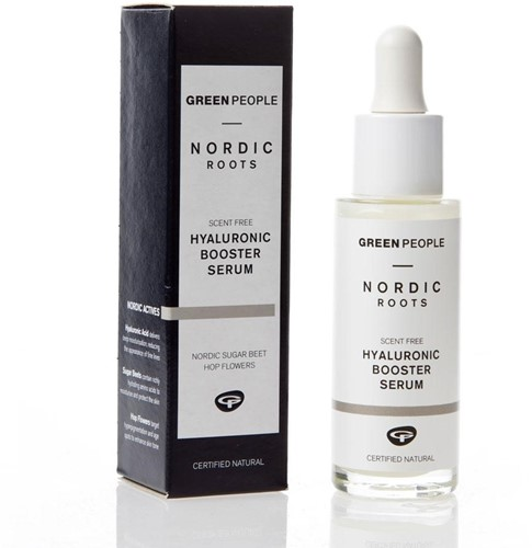 Green People Hyaluronic Booster Serum