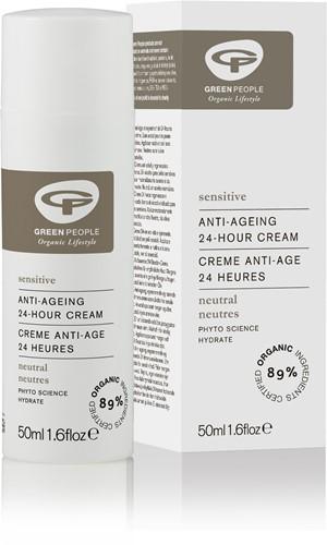 Neutrale Parfumvrije 24 uur Crème