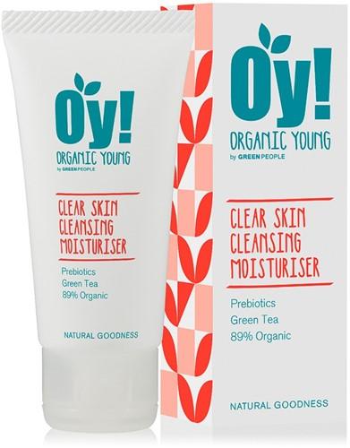 Oy! Cleanse & Moisturise